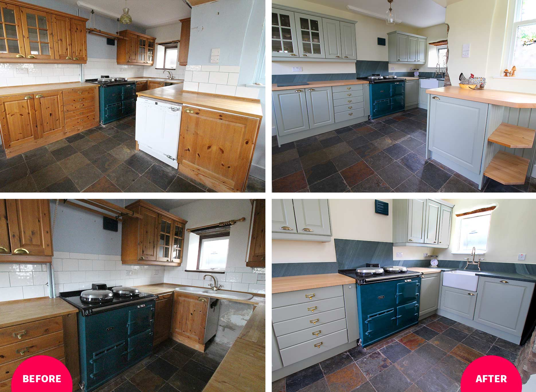 Before After The Complete Kitchen Renovation Co,How Much To Give For A Wedding Gift Cash